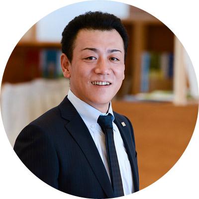 代表取締役社長 西野光泰